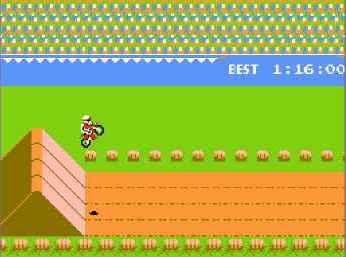 Hyper olympic – скачать игру на денди.