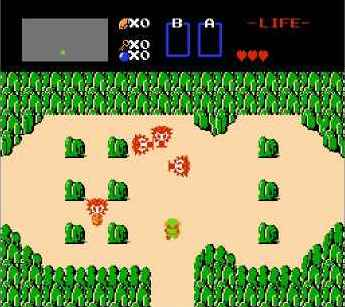игра Legend of Zelda, The