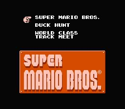 Игра Денди Super Mario Bros. / Duck Hunt / World Class Track Meet онлайн