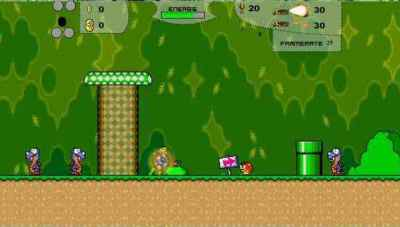 Metal Slug Mario World