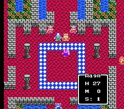 Игра Денди Dragon Warrior IV (Боец Дракона IV) онлайн