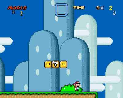 "Марио 8 бит | Flash игра ""Monoliths Mario World"" Онлайн"